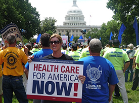 Election and Health Care